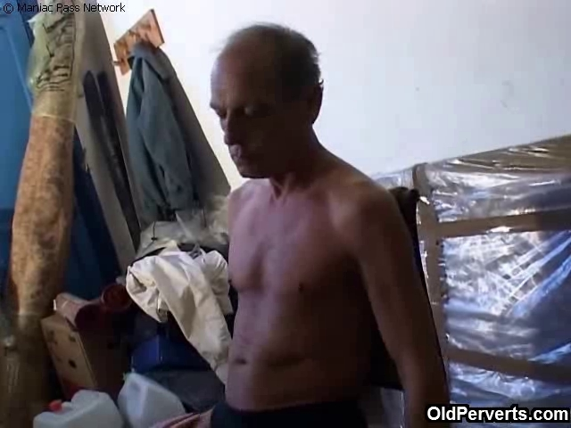 old grandpa fucking cute blond